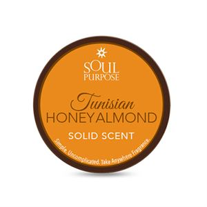 Picture of Tunisian Honey Almond Solid Scent - 0.5 oz